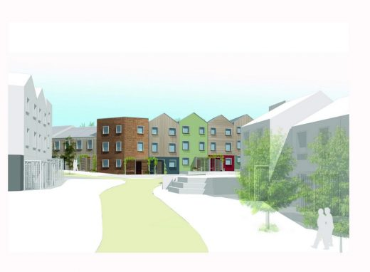 Shaldon Road Community Housing in Bristol