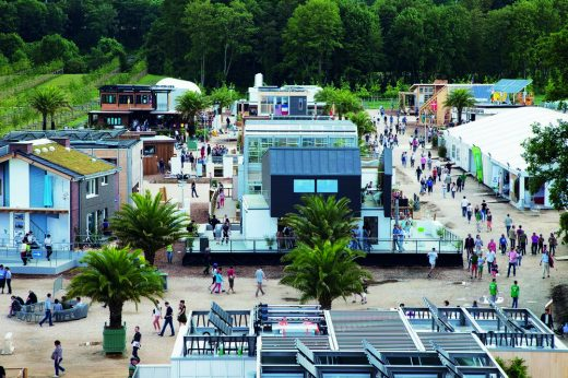 Solar Decathlon Europe Contest