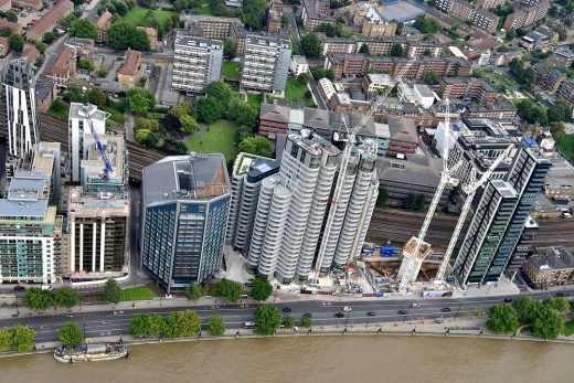 The Corniche River Thames property