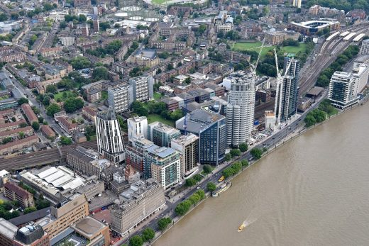 The Corniche River Thames properties