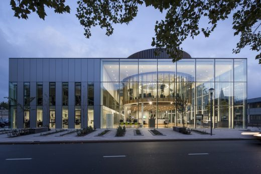 Westland Town Hall in Naaldwijk - Dutch Architecture News