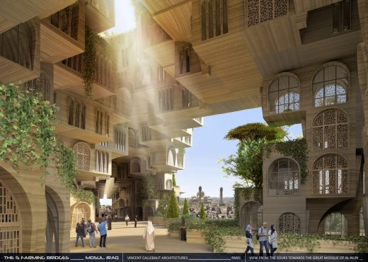 3D Printed Housing in Mosul