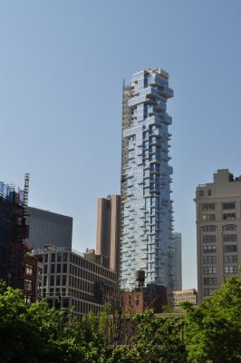 56 Leonard Street NYC tower building