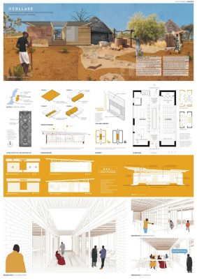 5th Earth Architecture Competition 3rd prize