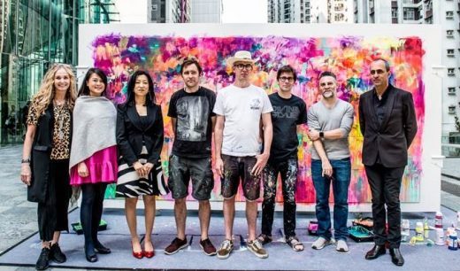 Aedas partners with Swire Properties in Arts Month 2018