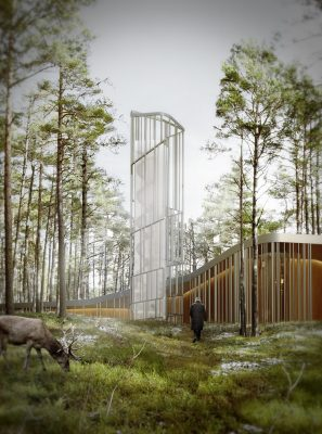 Arvo Pärt Centre in Estonia building by Nieto Sobejano Arquitectos