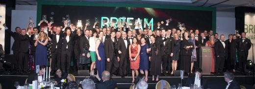 BREEAM Awards 2017 event