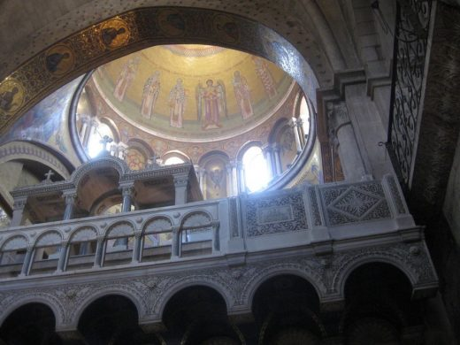 The Church of the Holy Sepulchre Jerusalem architecture tours