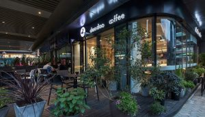 Daodao Coffee in Intime City