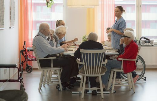 Elderly Care Skarvet