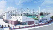 Emerald Headingley Stadium Leeds building design