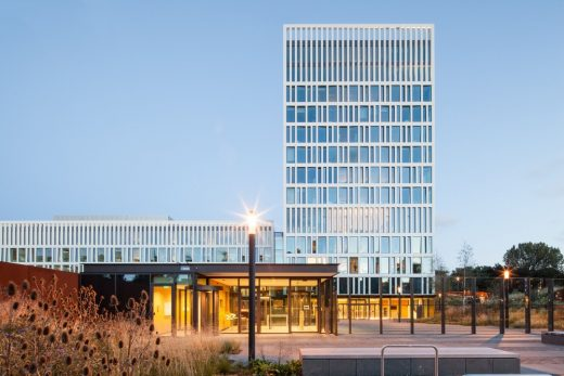 Eurojust in The Hague - Dutch Architecture News