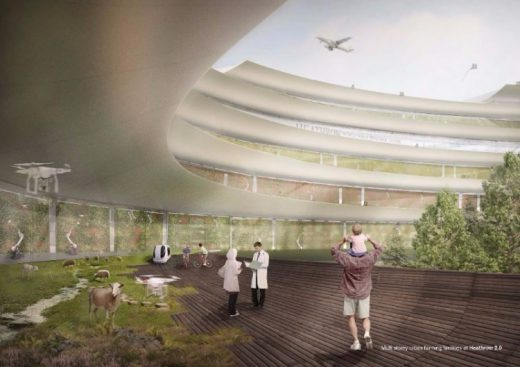 Fentress Global Student Architecture Challenge 3rd prize