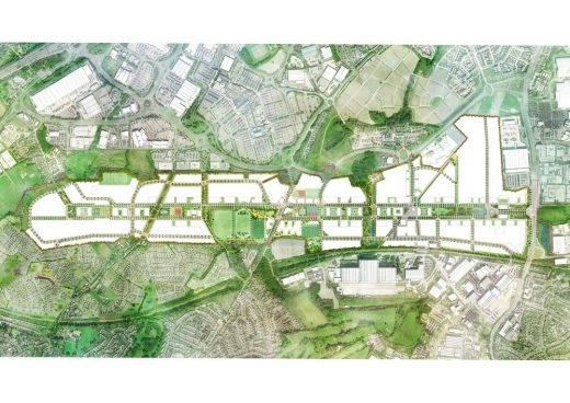 Filton Airfield Masterplan Gloucestershire