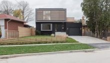 Flipped House in Toronto