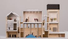 Goldsmiths Centre for Contemporary Art London building design