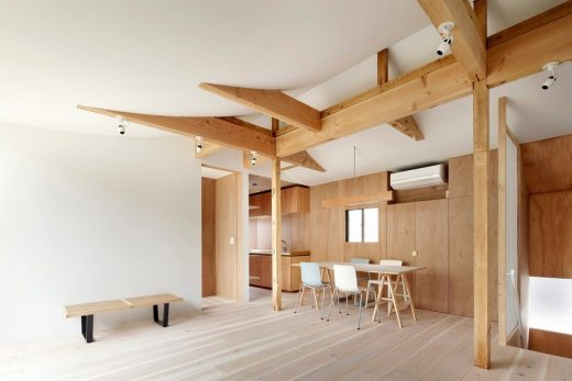 House for Four Generations Tokyo Architecture News