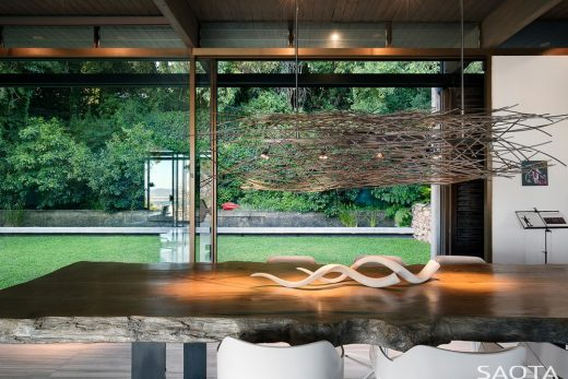 Luxury South African residence design