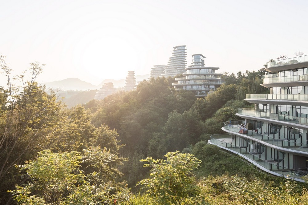 Huangshan Mountain Village by MAD Architects 10 - e-architect