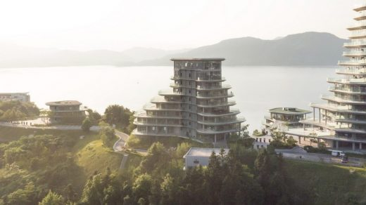 Huangshan Mountain Village by MAD Architects