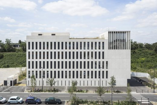 IDF Habitat Headquarters Building Paris