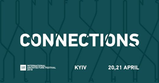 International Architecture Festival CANactions Kiev 2018