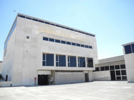 Israel Museum Building - Jerusalem architecture walking tours