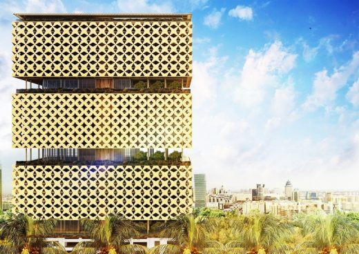 Lagos's Wooden Tower - African Architecture News