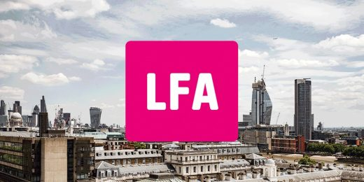 LFA London Festival of Architecture 2018 News