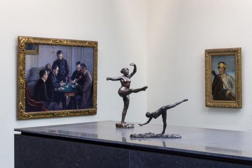 Louvre Abu Dhabi Museum Collection - The World in Perspective