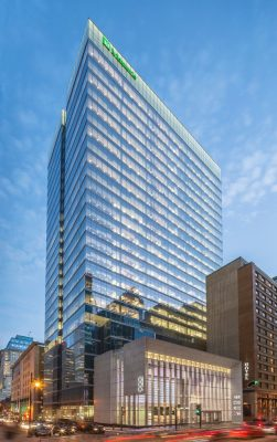 Maison Manuvie Montreal Office Building