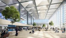 Marseille Airport Extension