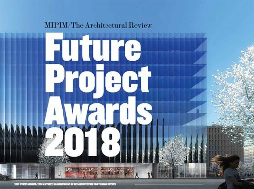 MIPIM Architectural Review Future Project Awards 2018