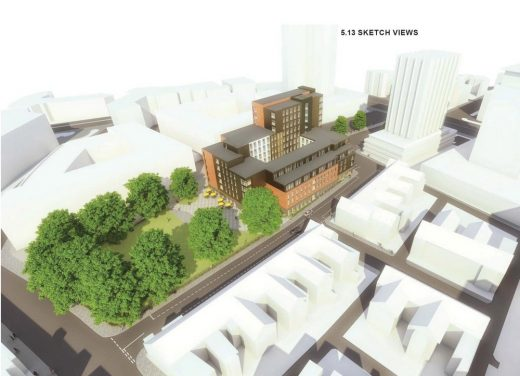 New Purpose-Built Student Accommodation Cardiff Building News