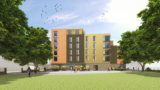 New Purpose-Built Student Accommodation in Cardiff