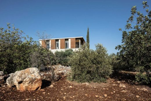New Residence in the Galilee