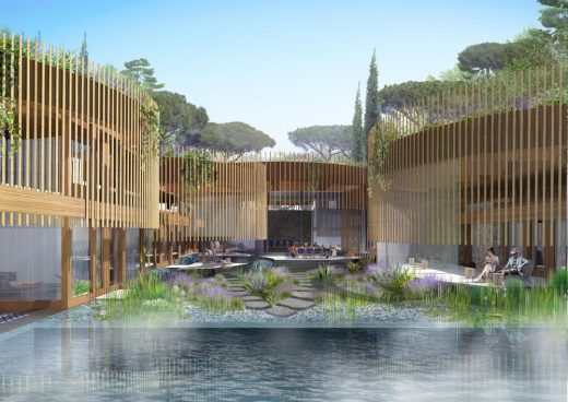 Camargue Off Grid Villa design