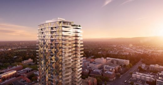 Realm Apartments in Adelaide