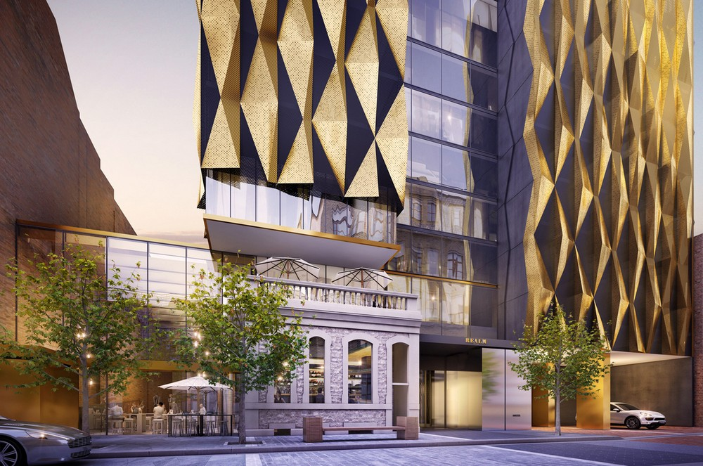 Realm apartments in adelaide e architect for Adelaide residential architects