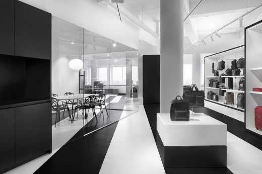 Samsonite Showroom Amsterdam