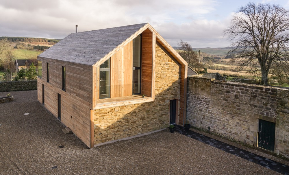 Shawm house in northumbria e architect for The design home