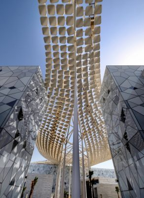 ASCC Museum Complex in Salmiya design by SSH architects