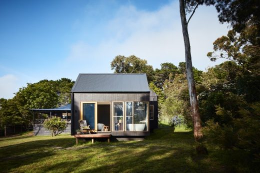 Shoreham House on the Mornington Peninsula