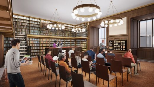 SASB new Lenox and Astor Room will house books and artwork by Brooke Astor