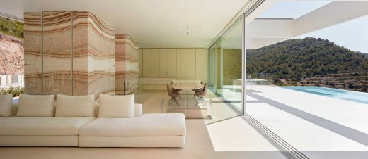 The Quarry House in Valencia