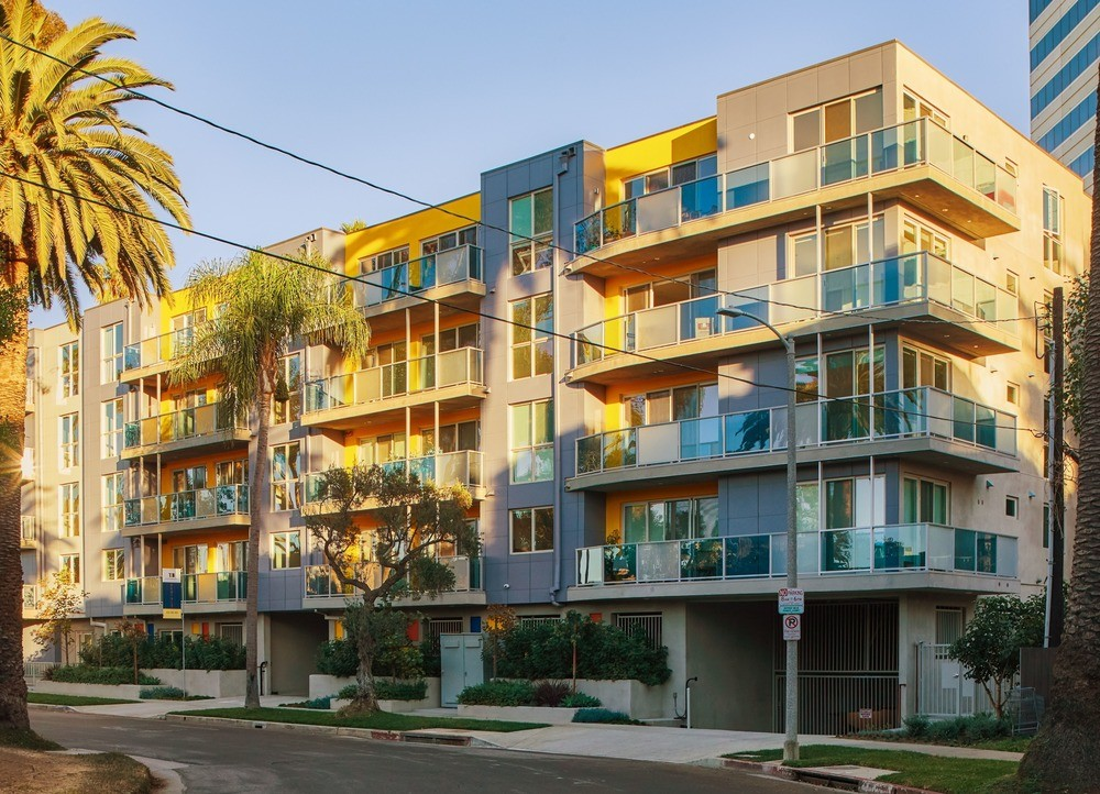 The tides brentwood in los angeles e architect for The brentwood
