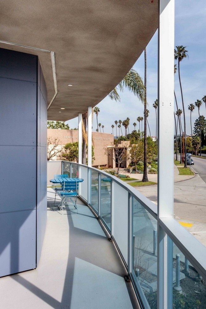 The Tides Brentwood 7 E Architect
