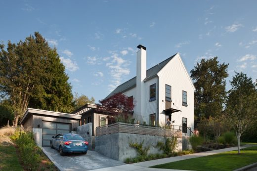 Todd Residence in Seattle