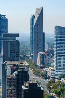 Torre Reforma Mexico City tower building
