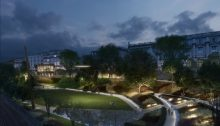 Aberdeen Union Terrace Gardens Latest Proposal by LDA